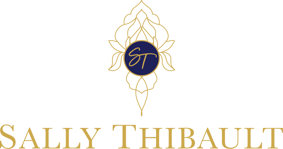 Sally Thibault - Logo