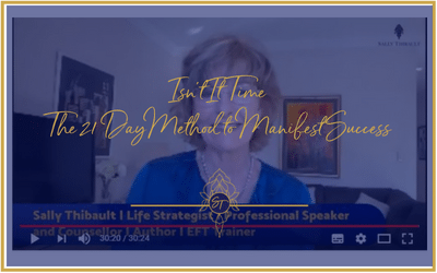 The 21 Day Method to Manifesting Success – Facebook Live